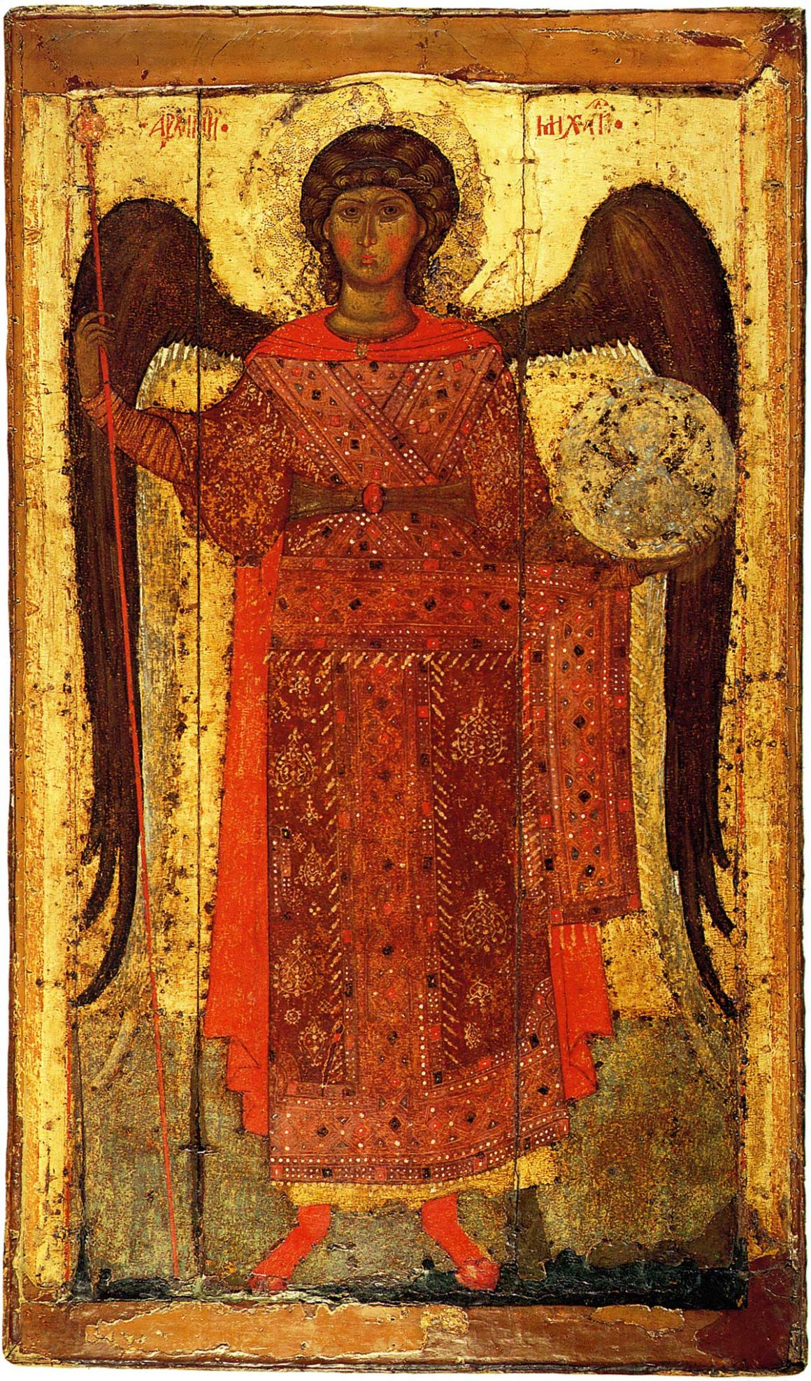 The Archangel Michael by Anonymous